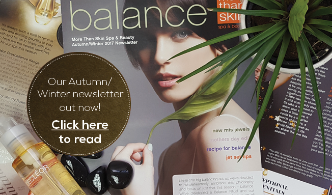 More Than Skin Autumn and Winter Newsletter