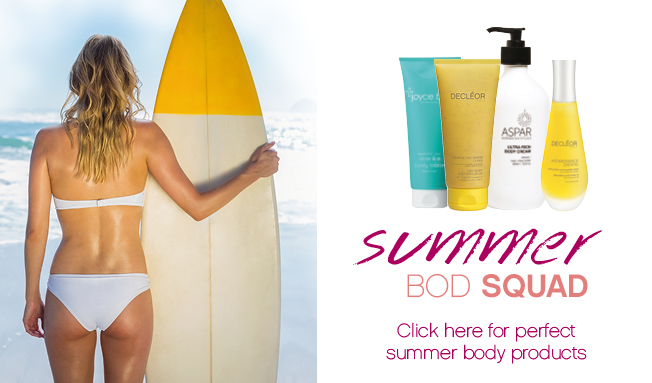Summer body products